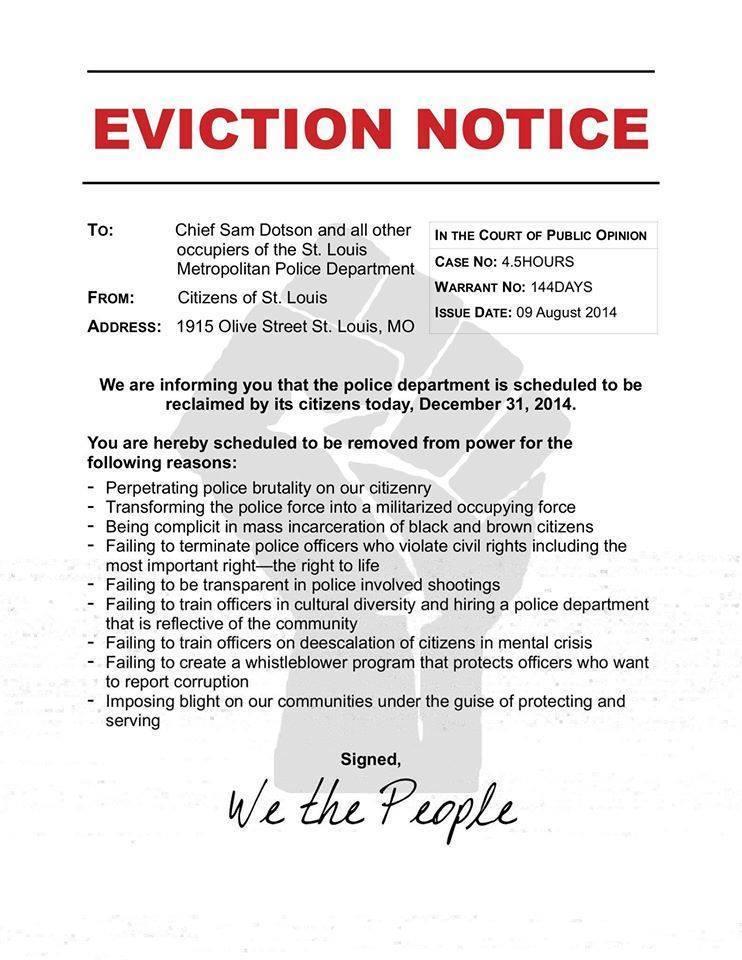 Eviction notice template datariouruguay altavistaventures Image collections